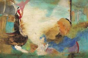 Seaside Rhythm 2 by Gabriela Villarreal