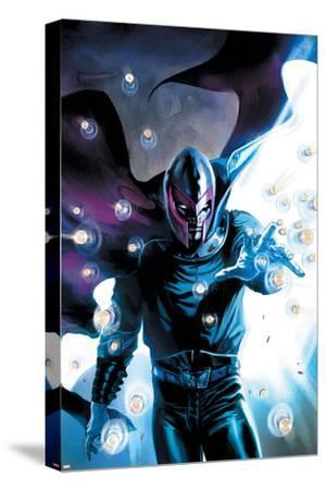 Ultimate Origins No.3 Cover: Magneto