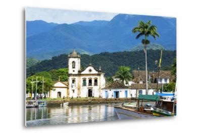 Santa Rita Church, Paraty, Rio De Janeiro State, Brazil, South America
