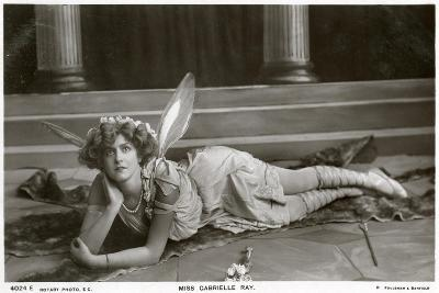 Gabrielle Ray, English Actress, Dancer and Singer, C1900s--Giclee Print