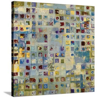 Gadabout-Jill Martin-Stretched Canvas Print