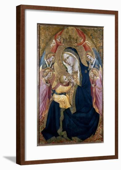 Gaddi: Madonna-Agnolo Gaddi-Framed Giclee Print