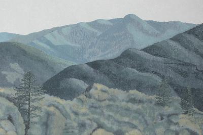 Mendocino Hills, California