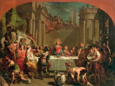 Marriage Feast at Cana, 1766