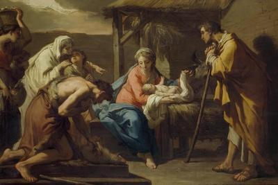 The Adoration of the Shepherds, Post 1798