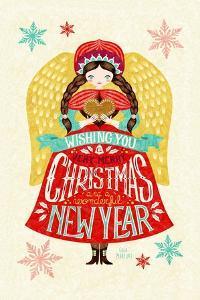 Christmas Girl by Gaia Marfurt