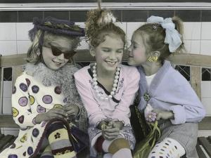 Chatty Girls by Gail Goodwin