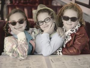 Sassy Girls by Gail Goodwin