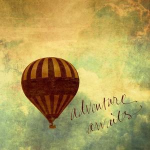 Adventure Awaits by Gail Peck