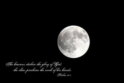 Full Moon by Gail Peck