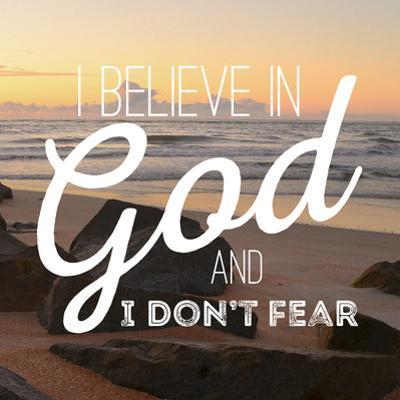 I Believe in God by Gail Peck