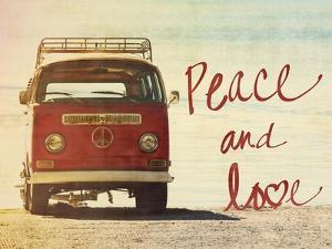 Peace and Love by Gail Peck