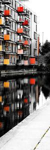 Reflecting Lofts II by Gail Peck