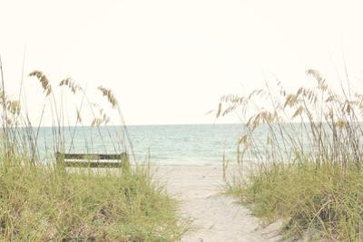 Sandy Path by Gail Peck