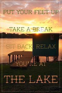 The Lake by Gail Peck