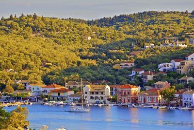 Gaios Harbour, Paxos, the Ionian Islands, Greek Islands, Greece, Europe-Neil Farrin-Photographic Print