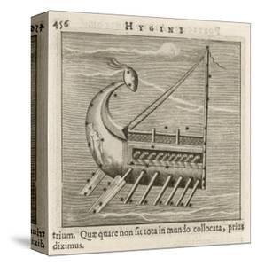 Argo Named after the Vessel Which Carried Jason and the Argonauts to Steal the Golden Fleece by Gaius Julius Hyginus