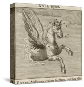 Equus the Horse by Gaius Julius Hyginus