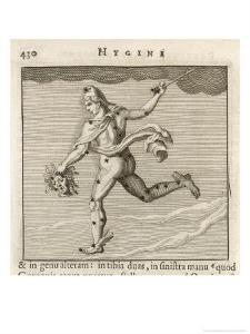 Perseus Who Rescued Andromeda from the Monster and Slew Medusa by Gaius Julius Hyginus