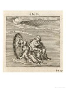 The Ring of Stars Known as the Milky Way by Gaius Julius Hyginus