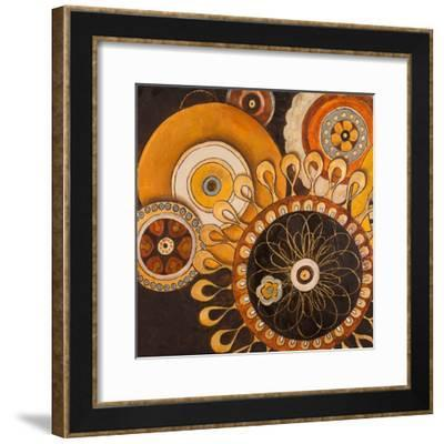 Galactic I-Patricia Pinto-Framed Premium Giclee Print