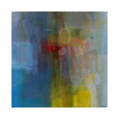 Galactic II-Michael Tienhaara-Giclee Print