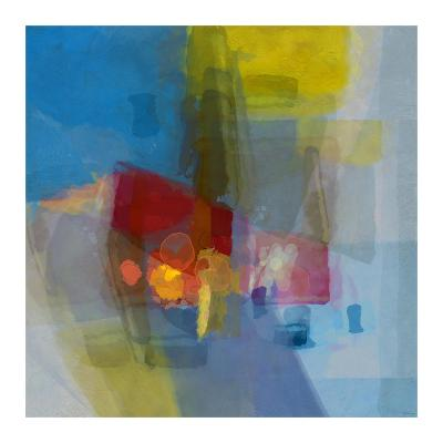 Galactic IV-Michael Tienhaara-Giclee Print