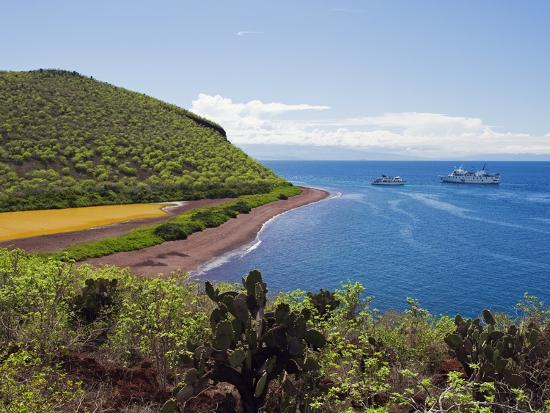 Galapagos Islands, UNESCO World Heritage Site, Ecuador, South America-Christian Kober-Photographic Print