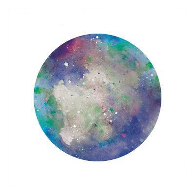 Galaxy 2-Victoria Brown-Art Print