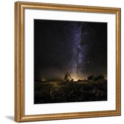Galaxy Rising-Jörgen Tannerstedt-Framed Photographic Print