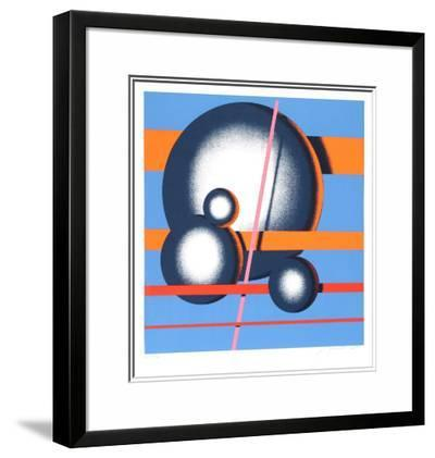 Galaxy-Jack Brusca-Limited Edition Framed Print