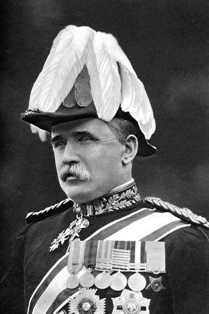 Field Marshal Sir John Dp French, British Soldier, First World War, 1914