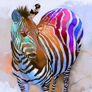 Zebra Dreams by Galen Hazelhofer