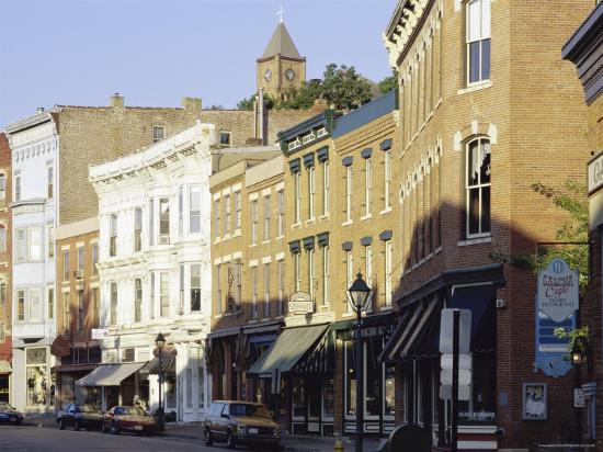 Galena, Illinois, USA--Photographic Print