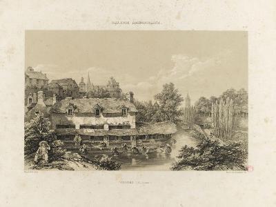 Galerie armoricaine, Vannes (Morbihan)--Giclee Print