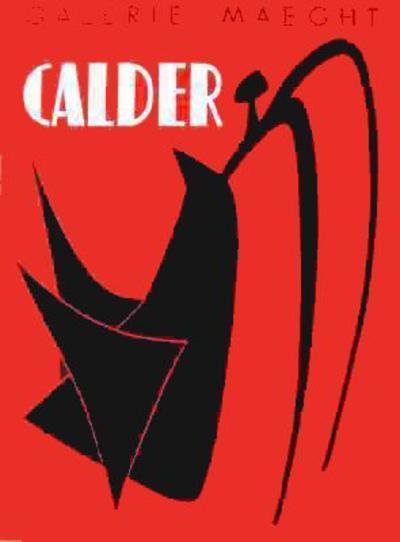 Galerie Maeght, 1959-Alexander Calder-Collectable Print