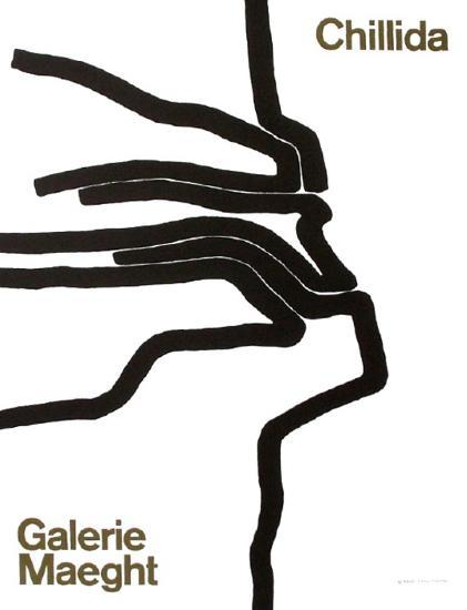 Galerie Maeght, 1964-Eduardo Chillida-Collectable Print