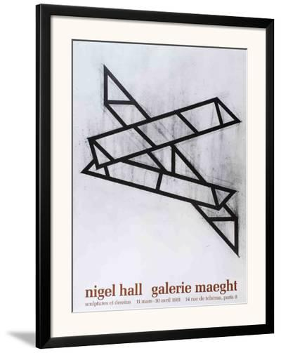 Galerie Maeght-Nigel Hall-Framed Art Print