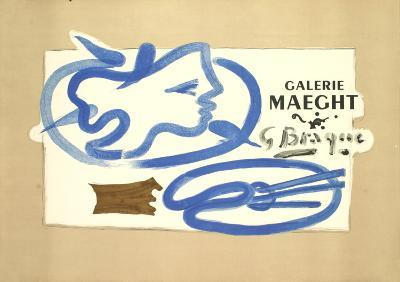 Galerie Maeght-Georges Braque-Collectable Print