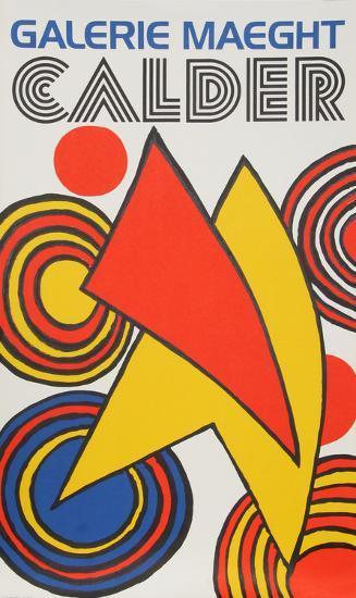 Galerie Maeght-Alexander Calder-Premium Edition