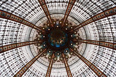 Galeries Lafayette III-Erin Berzel-Photographic Print