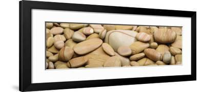 Galets I-Laurent Pinsard-Framed Art Print