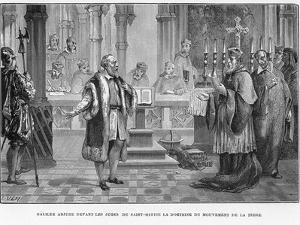 Galileo Facing the Inquisition, Rome, 1633