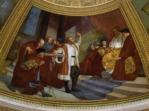 Galileo Galilei, 1564-1642, Italian Astronomer and Mathematician