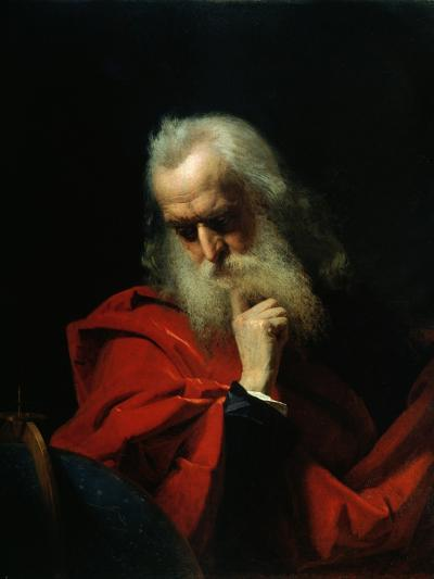 Galileo Galilei, 1858-Ivan Petrovich Keler-viliandi-Giclee Print