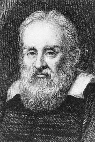 Galileo Galilei, Italian Astronomer and Physicist, 1635-Ramsay-Giclee Print