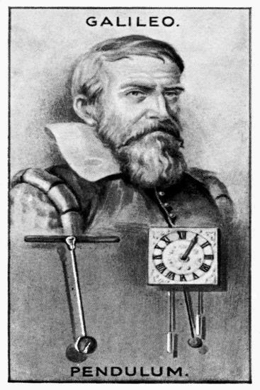 Galileo Galilei, Italian Physicist, Astronomer, and Philosopher--Giclee Print