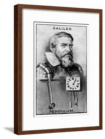 Galileo Galilei, Italian Physicist, Astronomer, and Philosopher