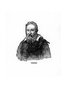 Galileo Galilei, Italian Physicist, Astronomer, and Philosopher