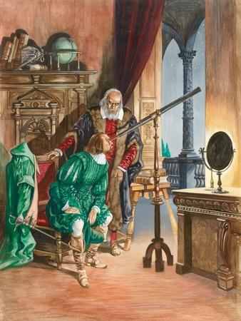 Galileo-Peter Jackson-Giclee Print